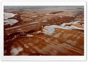 Flood Plain HD Wide Wallpaper for Widescreen
