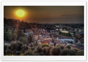 Florence HDR HD Wide Wallpaper for 4K UHD Widescreen desktop & smartphone