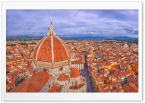 Florence, Italy HD Wide Wallpaper for Widescreen
