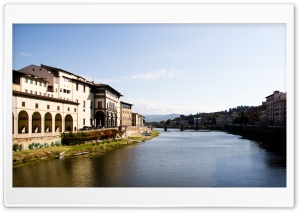 Florence Landscape HD Wide Wallpaper for Widescreen