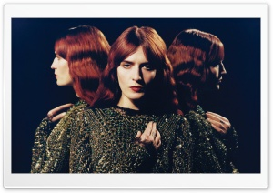 Florence Welch HD Wide Wallpaper for Widescreen