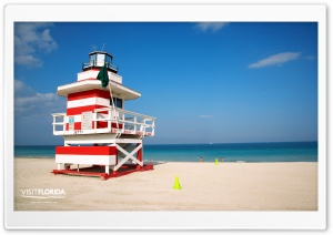 Florida Lightouse HD Wide Wallpaper for Widescreen
