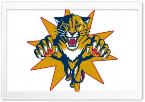 Florida Panthers HD Wide Wallpaper for Widescreen