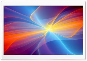 Flow Colorful HD Wide Wallpaper for Widescreen