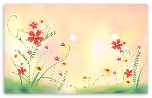 Flowers Illustration HD wallpaper for Wide 16:10 5:3 Widescreen WHXGA WQXGA WUXGA WXGA WGA ; HD 16:9 High Definition WQHD QWXGA 1080p 900p 720p QHD nHD ; Standard 3:2 Fullscreen DVGA HVGA HQVGA devices ( Apple PowerBook G4 iPhone 4 3G 3GS iPod Touch ) ; Tablet 1:1 ; iPad 1/2/Mini ; Mobile 4:3 5:3 3:2 16:9 - UXGA XGA SVGA WGA DVGA HVGA HQVGA devices ( Apple PowerBook G4 iPhone 4 3G 3GS iPod Touch ) WQHD QWXGA 1080p 900p 720p QHD nHD ;