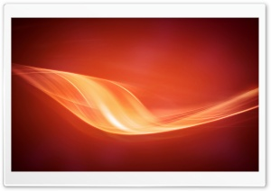 Flux Red HD Wide Wallpaper for Widescreen