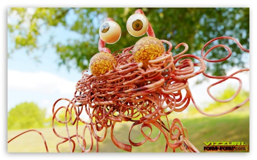 Flying Spaghetti Monster ❤ 4K UHD Wallpaper for Wide 5:3 Widescreen WGA ; 4K UHD 16:9 Ultra High Definition 2160p 1440p 1080p 900p 720p ; Mobile 5:3 16:9 - WGA 2160p 1440p 1080p 900p 720p ;