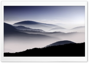 Fog HD Wide Wallpaper for 4K UHD Widescreen desktop & smartphone
