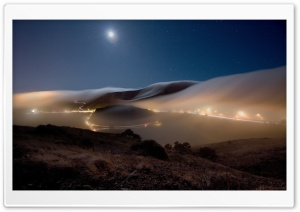 Fog Canvas HD Wide Wallpaper for Widescreen