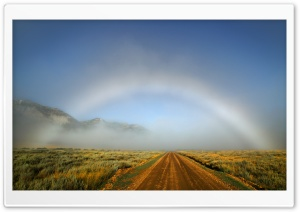 Fogbow HD Wide Wallpaper for 4K UHD Widescreen desktop & smartphone