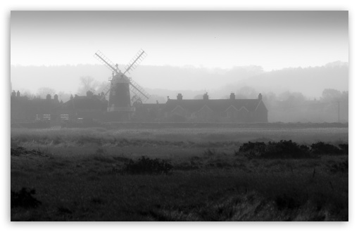Foggy Cley Next The Sea, England HD wallpaper for Wide 16:10 5:3 Widescreen WHXGA WQXGA WUXGA WXGA WGA ; HD 16:9 High Definition WQHD QWXGA 1080p 900p 720p QHD nHD ; Standard 4:3 5:4 3:2 Fullscreen UXGA XGA SVGA QSXGA SXGA DVGA HVGA HQVGA devices ( Apple PowerBook G4 iPhone 4 3G 3GS iPod Touch ) ; iPad 1/2/Mini ; Mobile 4:3 5:3 3:2 16:9 5:4 - UXGA XGA SVGA WGA DVGA HVGA HQVGA devices ( Apple PowerBook G4 iPhone 4 3G 3GS iPod Touch ) WQHD QWXGA 1080p 900p 720p QHD nHD QSXGA SXGA ; Dual 5:3 5:4 WGA QSXGA SXGA ;