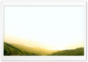 Foggy Horizon Ultra HD Wallpaper for 4K UHD Widescreen desktop, tablet & smartphone