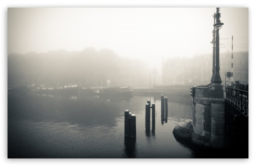 Foggy Morning In Amsterdam HD wallpaper for Standard 4:3 5:4 Fullscreen UXGA XGA SVGA QSXGA SXGA ; Wide 16:10 5:3 Widescreen WHXGA WQXGA WUXGA WXGA WGA ; HD 16:9 High Definition WQHD QWXGA 1080p 900p 720p QHD nHD ; Other 3:2 DVGA HVGA HQVGA devices ( Apple PowerBook G4 iPhone 4 3G 3GS iPod Touch ) ; Mobile VGA WVGA iPhone iPad PSP Phone - VGA QVGA Smartphone ( PocketPC GPS iPod Zune BlackBerry HTC Samsung LG Nokia Eten Asus ) WVGA WQVGA Smartphone ( HTC Samsung Sony Ericsson LG Vertu MIO ) HVGA Smartphone ( Apple iPhone iPod BlackBerry HTC Samsung Nokia ) Sony PSP Zune HD Zen ; Tablet 2 Android 3 DVGA HVGA HQVGA devices ( Apple PowerBook G4 iPhone 4 3G 3GS iPod Touch ) ; Dual 4:3 5:4 16:10 5:3 16:9 UXGA XGA SVGA QSXGA SXGA WHXGA WQXGA WUXGA WXGA WGA WQHD QWXGA 1080p 900p 720p QHD nHD ;