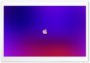 FoMef - iCloud Blue-Purble HD Wide Wallpaper for Widescreen
