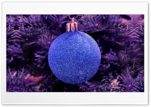 FoMef - Purple Christmas 5K HD Wide Wallpaper for 4K UHD Widescreen desktop & smartphone