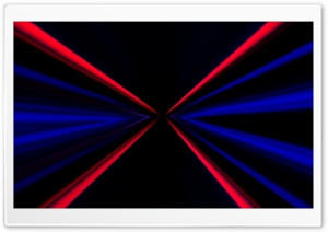 FoMef - RedBlue Flash 5K Ultra HD Wallpaper for 4K UHD Widescreen desktop, tablet & smartphone