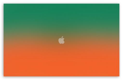 Fomef Icloud Orange Green Mix 5k Ultra Hd Desktop Background