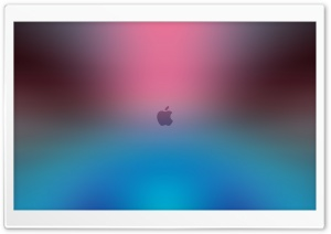 FoMef iCloud Pink-Blue 5K HD Wide Wallpaper for Widescreen