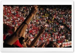 Football Fans Ultra HD Wallpaper for 4K UHD Widescreen desktop, tablet & smartphone