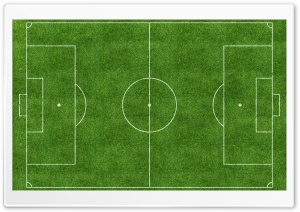 Football Pitch HD Wide Wallpaper for Widescreen