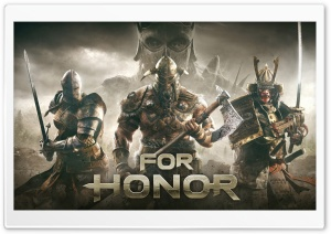 For Honor HD Wide Wallpaper for Widescreen
