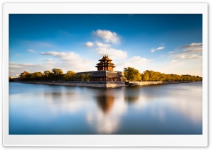 Forbidden City Beijing HD Wide Wallpaper for 4K UHD Widescreen desktop & smartphone