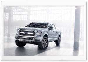Ford Atlas HD Wide Wallpaper for Widescreen