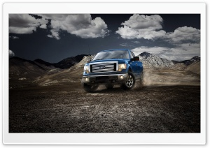 Ford F150 HD Wide Wallpaper for Widescreen