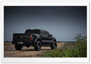 Ford F150 SVT Raptor HD Wide Wallpaper for Widescreen