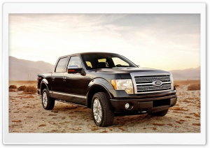 Ford F 150 HD Wide Wallpaper for Widescreen