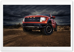 Ford F 150 Raptor HD Wide Wallpaper for Widescreen