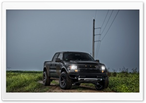 Ford F 150 SVT Raptor Front HD Wide Wallpaper for Widescreen