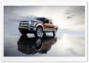 Ford F-250 Super Duty HD Wide Wallpaper for 4K UHD Widescreen desktop & smartphone