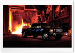 Ford F-450 Harley Davidson HD Wide Wallpaper for Widescreen