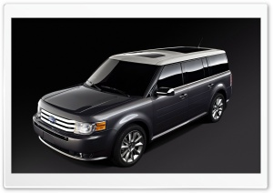 Ford Flex Limited HD Wide Wallpaper for Widescreen