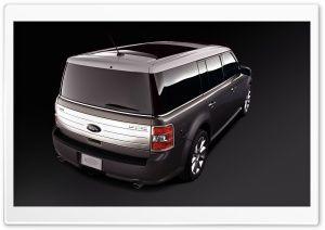 Ford Flex Limited 1 HD Wide Wallpaper for Widescreen