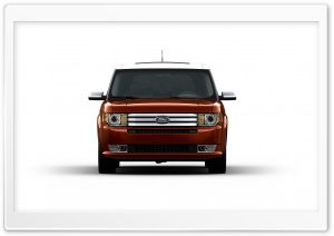 Ford Flex Limited Car HD Wide Wallpaper for Widescreen