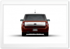 Ford Flex Limited Car 1 HD Wide Wallpaper for Widescreen