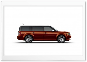 Ford Flex Limited Car 2 HD Wide Wallpaper for Widescreen