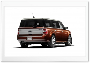Ford Flex Limited Car 3 HD Wide Wallpaper for Widescreen