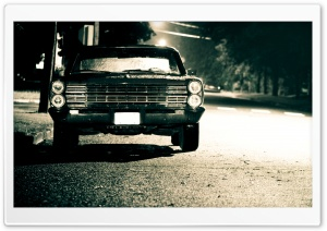 Ford Galaxie HD Wide Wallpaper for Widescreen