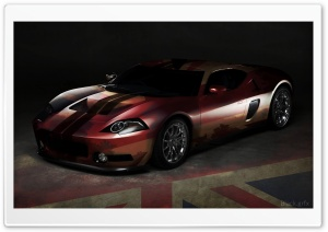 Ford GT HD Wide Wallpaper for Widescreen