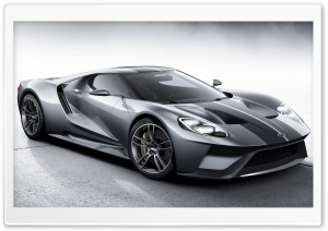 Ford GT 2016 HD Wide Wallpaper for Widescreen