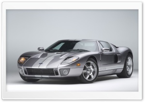 Ford GT Car 7 HD Wide Wallpaper for Widescreen