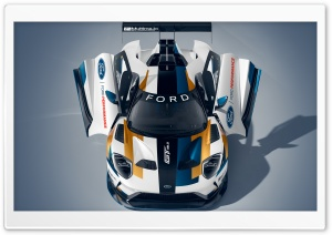 Ford GT MK II Sports Car 2019