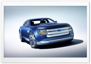Ford Interceptor Concept 2007 HD Wide Wallpaper for Widescreen