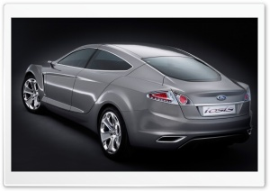 Ford Iosis Concept HD Wide Wallpaper for Widescreen