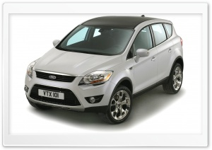 Ford Kuga HD Wide Wallpaper for Widescreen