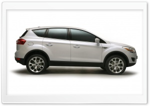 Ford Kuga Car 1 Ultra HD Wallpaper for 4K UHD Widescreen desktop, tablet & smartphone