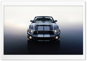 Ford Mustang Shelby Convertible HD Wide Wallpaper for Widescreen
